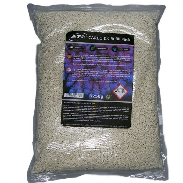 ATI carbo ex refill pack 3250gr