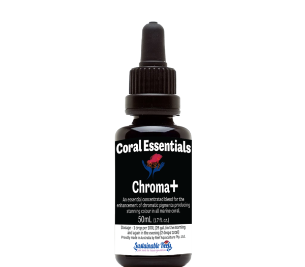 Coral Essentials Chroma+ - 50ml