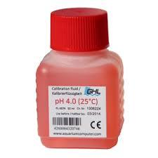 GHL pH 4 Test Fluid 60ml